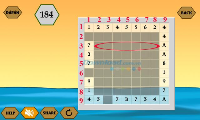 Antworten auf das neueste Spiel IQ River Crossing