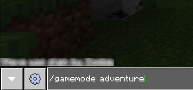 So wechseln Sie den Spielemodus im Minecraft-Spiel