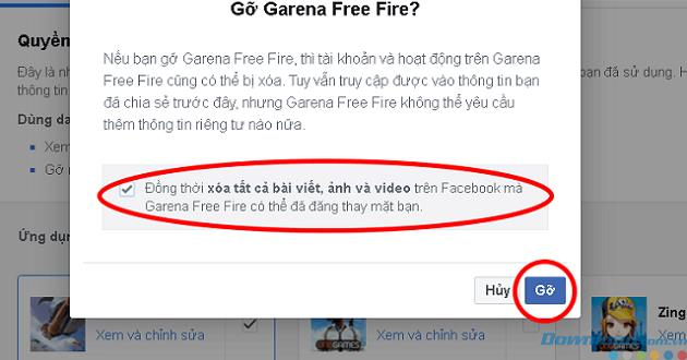 How to unlink Facebook accounts in Free Fire