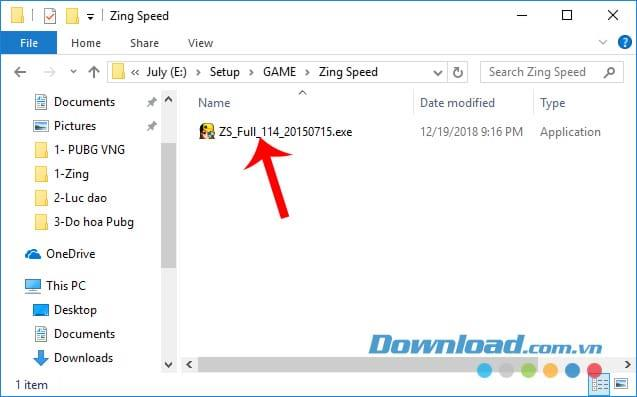 How to download and install ZingSpeed on your computer