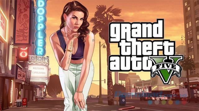 Podsumowanie poleceń, kody do gry Grand Theft Auto V.