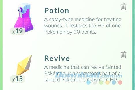 كيفية إحياء بوكيمون في بوكيمون GO