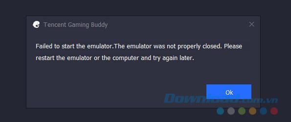 Tencent Gaming Buddyのエラーの概要と修正方法