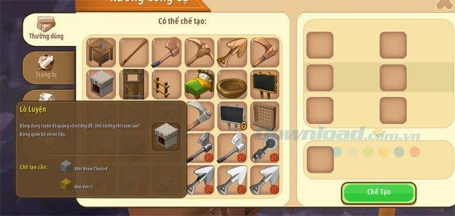 Mini World: Blok Seni - Bagaimana untuk bertahan dengan berkesan pada waktu malam