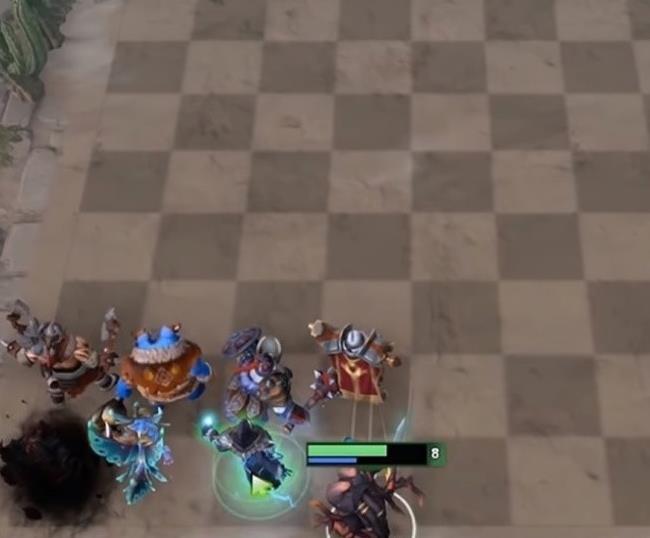 Dota Auto Chess: رهنمودهای مربوط به ترکیب خط