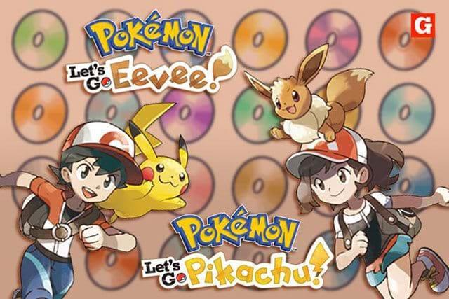 كيفية العثور على الآلات التقنية في Pokémon Lets Go Pikachu و Pokémon Lets Go Eevee