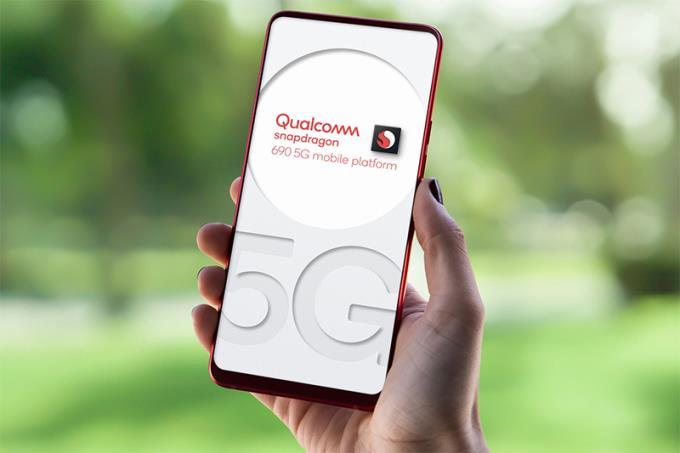 Descubra lo poderoso que viene el chip Snapdragon 690 de Qualcomm