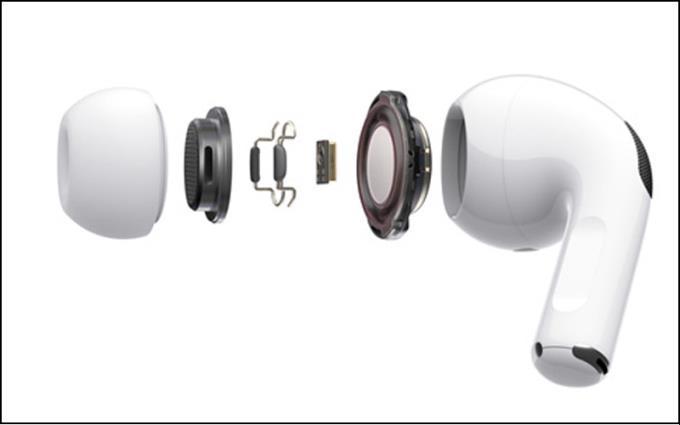 فناوری های صوتی در هدفون های اپل