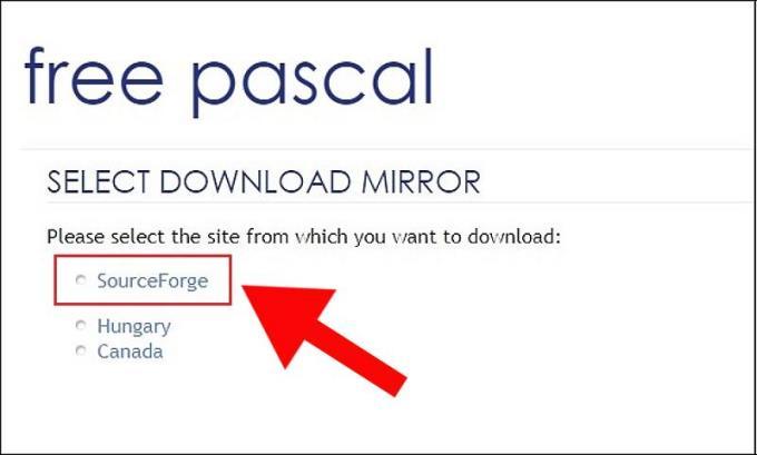 نحوه بارگیری و نصب Free Pascal برای رایانه خود به صورت رایگان و سریع