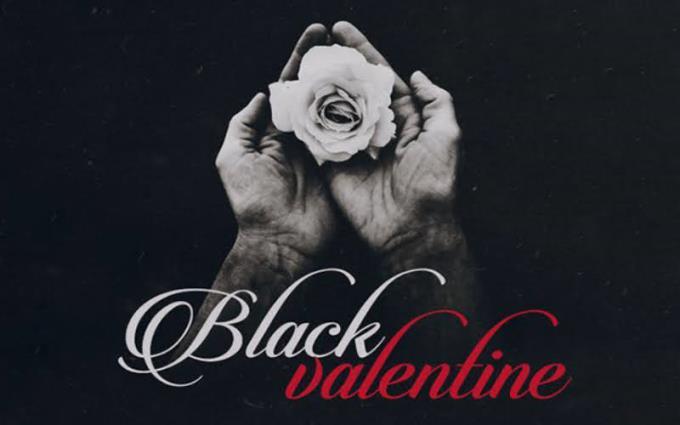 ¿Qué día es San Valentín?  Significado del día de San Valentín blanco, rojo y negro