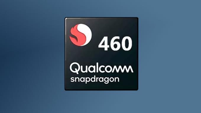 Is de goedkope Qualcomm Qualcomm Snapdragon 460-chip sterk?