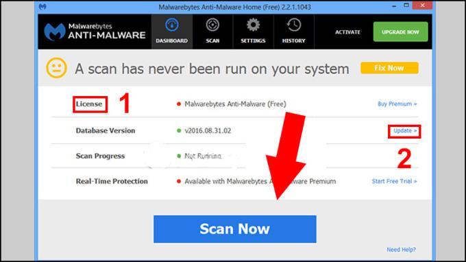 O que é o Malwarebytes?  Como usar o Malwarebytes para remover malware