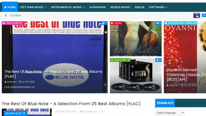 TOP 13 sites om gratis muziek van hoge kwaliteit en zonder verlies te downloaden