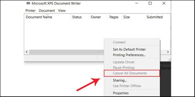 Een afdruktaak op Windows- en Mac-computers onmiddellijk verwijderen en annuleren