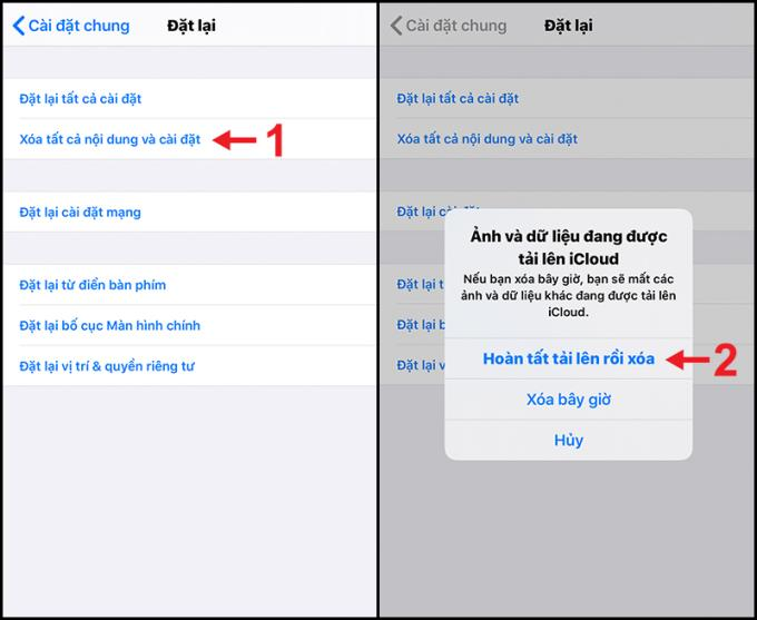 How to recover deleted messages on iPhone quickly and effectively
