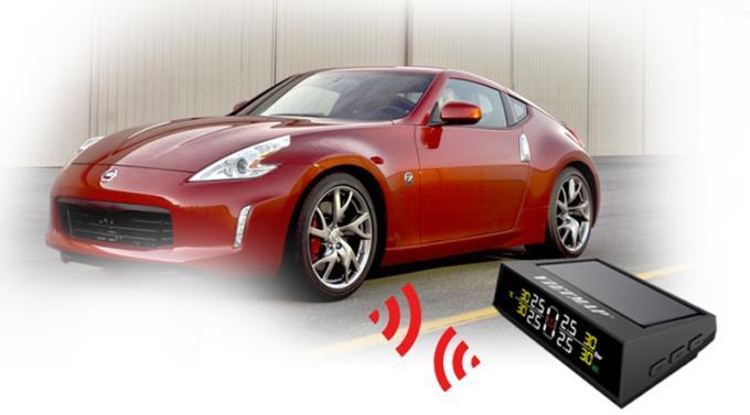 Instrucciones para instalar el sensor de presión de neumáticos de Vietmap V1