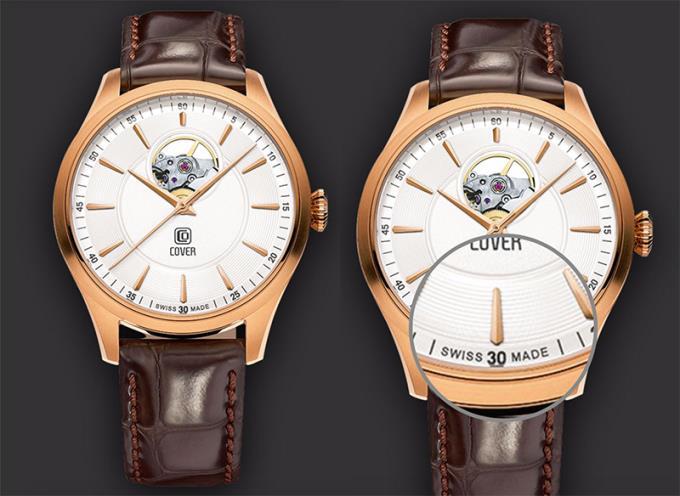 Por que os relógios suíços são de muito boa qualidade e preço muito alto?