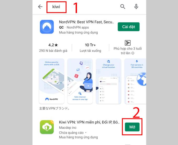 Het downloaden van geblokkeerde apps in sommige landen (zoals Google Earth) is supereenvoudig!