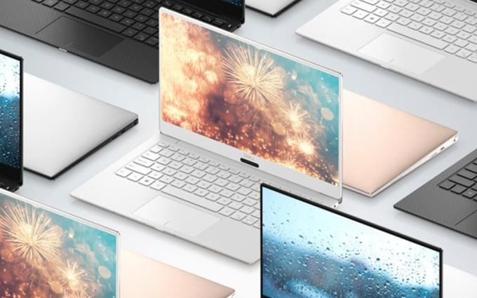 Os benefícios de engastes finos em um laptop