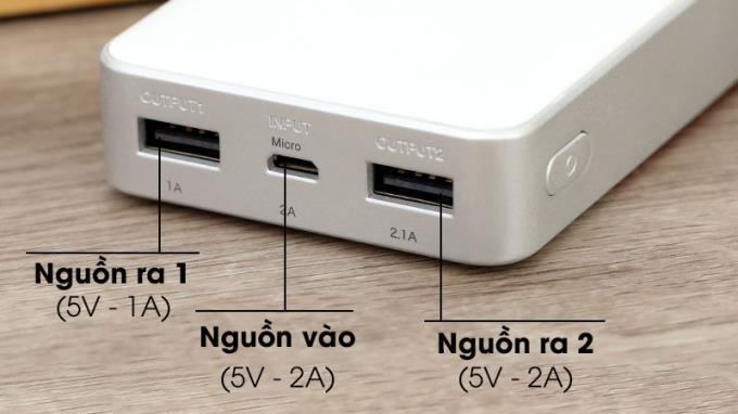 Los 5 mejores cargadores de respaldo baratos, menos de 300K deberían comprarse directamente en Mobile World