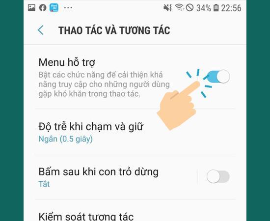 4 langkah sederhana untuk mengaktifkan tombol home virtual pada Samsung Galaxy Note 8