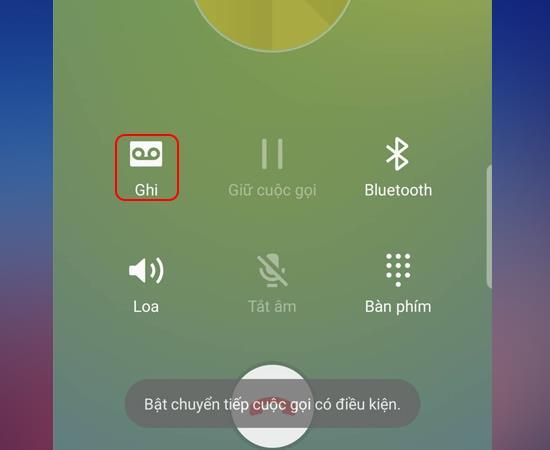 บันทึกการโทร 4 ขั้นตอนบน Samsung Galaxy Note 8