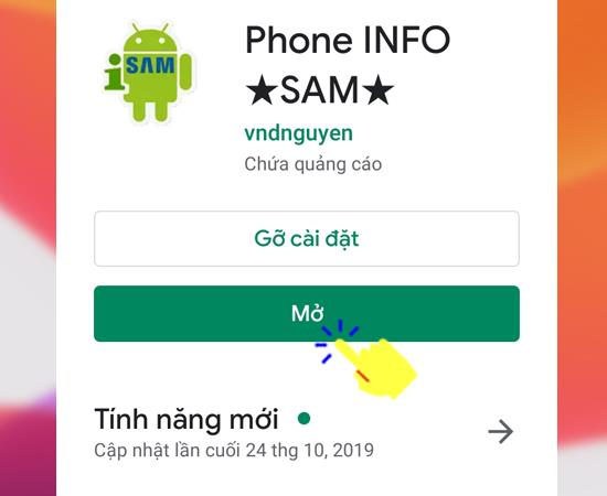 The easiest way to check for a Samsung phone