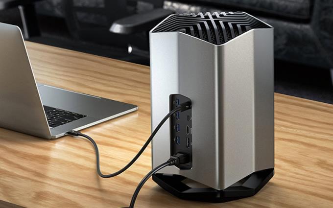 Apa itu eGPU?  Bagaimana untuk membantu mempercepat komputer riba?