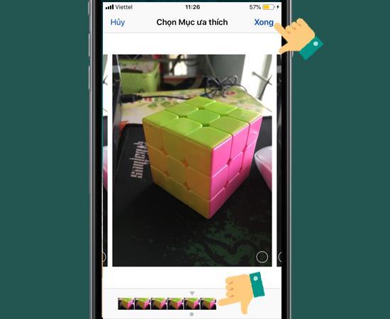 Petunjuk tentang cara mengambil foto secara berurutan di iPhone 6 Plus sederhana
