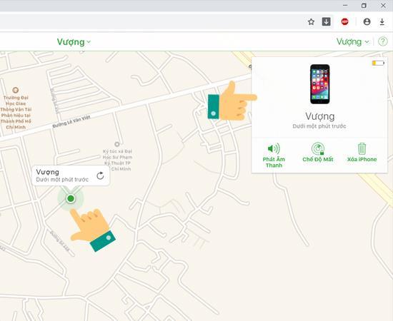 Como encontrar o iPhone perdido mais rápido