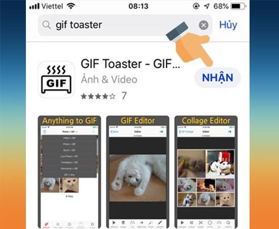 Come trasformare Live Photo in un'animazione GIF su iPhone semplice