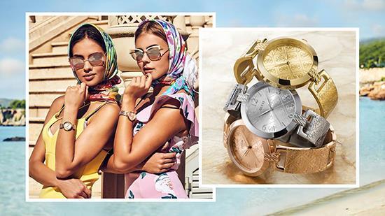 Bugünün ünlü kadın saat markalarının listesi