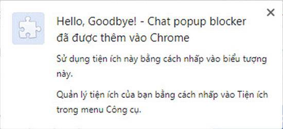 So deaktivieren Sie das automatische Chat-Fenster, das auf der Website angezeigt wird