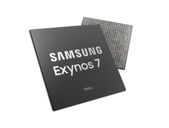 ค้นพบชิป Exynos 7904 ใหม่ของ Samsung