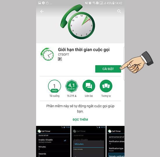 Jak ograniczyć czas rozmowy w telefonie Samsung Galaxy Note FE