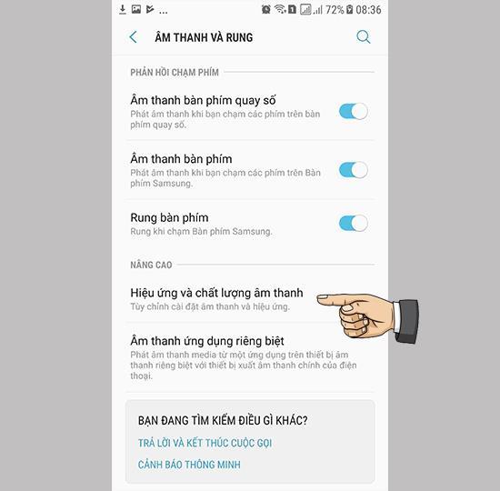 Ativar o recurso Tube Amp Pro no Samsung Galaxy Note FE