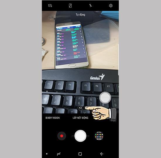 Tangkap Zoom 2X pada Samsung Galaxy Note 8