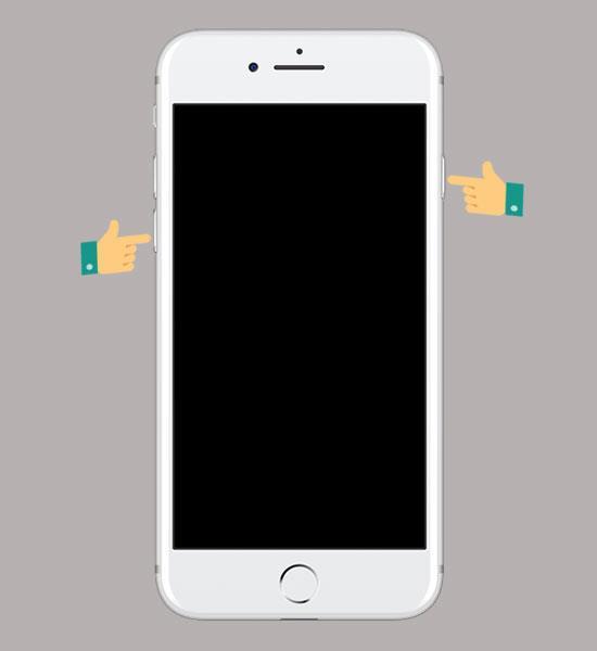 Risolvi il problema dell'iPhone con il dispositivo caldo e la schermata di blocco da solo
