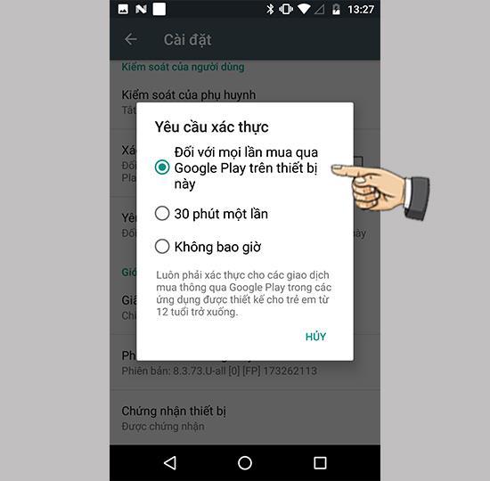 Cum se folosește amprenta digitală pentru confirmarea plății Motorola Moto G5S Plus