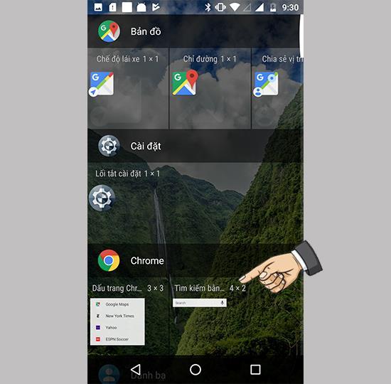 如何向摩托羅拉 Moto G5S Plus 屏幕添加小部件