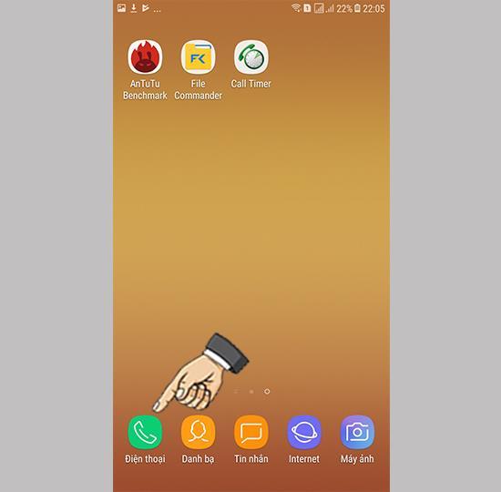 Block calls on Samsung Galaxy J7 Plus