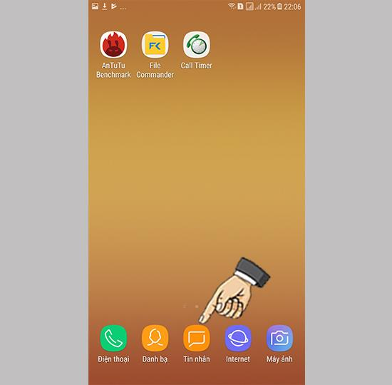 How to block messages on Samsung Galaxy J7 Plus