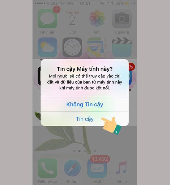Correggi l'errore iTunes non riconosce l'iPhone