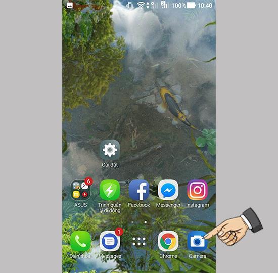 Înregistrare video cu viteză redusă pe Asus Zenfone 4 Max Pro