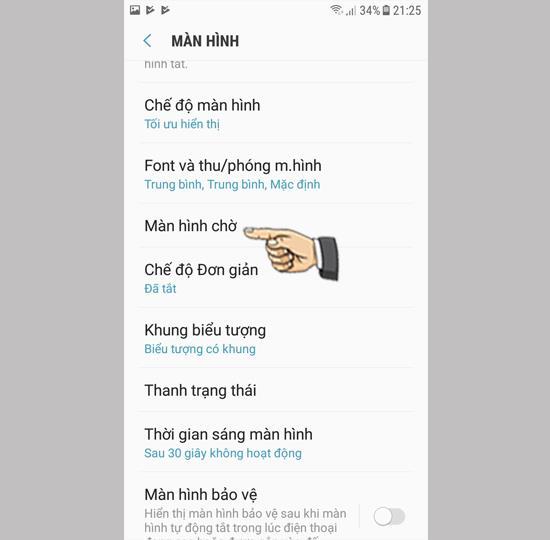 Jak ukryć aplikacje w Samsung Galaxy J3 Pro