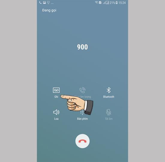 Registra le chiamate su Samsung Galaxy J7 Pro.