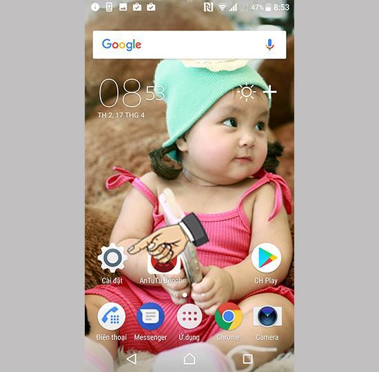 Sony Xperia XZ Premium'da Eldiven Modunu Etkinleştir