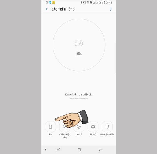 Como verificar se os telefones Samsung carregam rapidamente, mas demoram muito para carregar totalmente?
