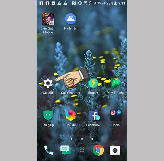 Selectați Sim pentru a vă conecta la rețea pe HTC U11