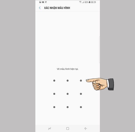 Samsung Galaxy S8의 안전한 얼굴 인식